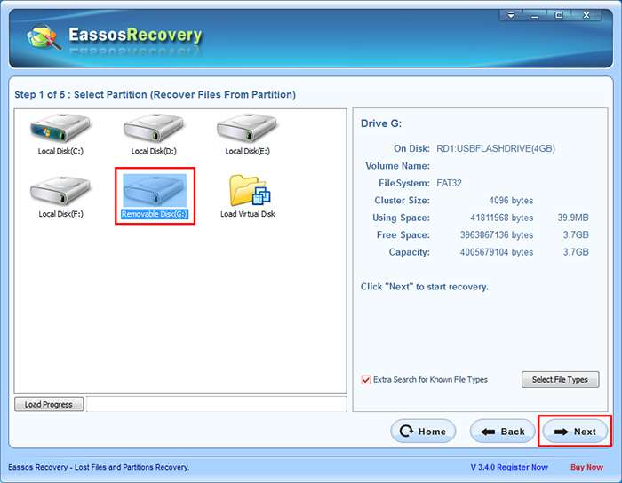 USB Drive Recovery 0002
