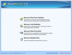 eassos photo recovery software