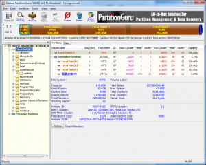 partition manager 11