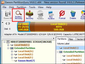 Partition Recovery Software 02