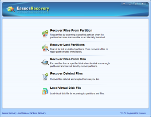 SSD data recovery software c01
