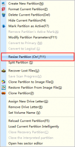 partition manager 0005-2