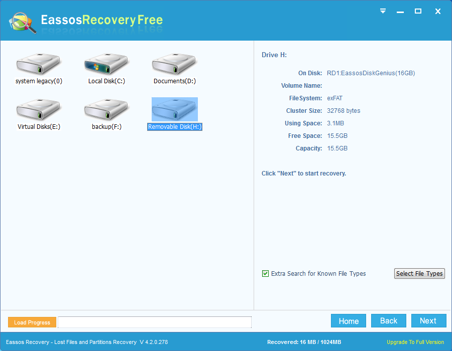 Undelete Freeware Can Undelete Pictures For Free