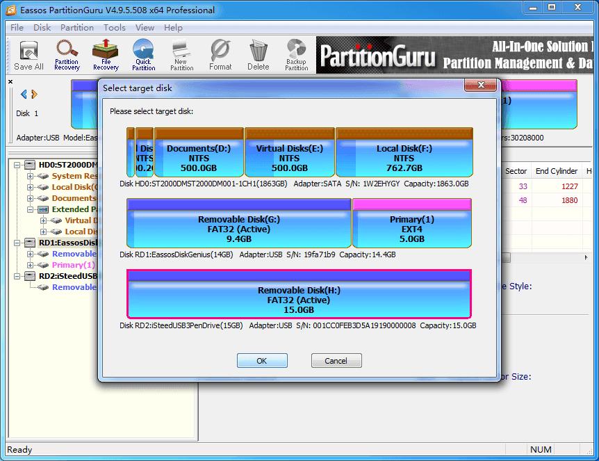 How to backup/clone Raspberry Pi SD card on Windows