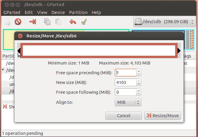 How to Resize Ubuntu Partition Without data loss in Ubuntu