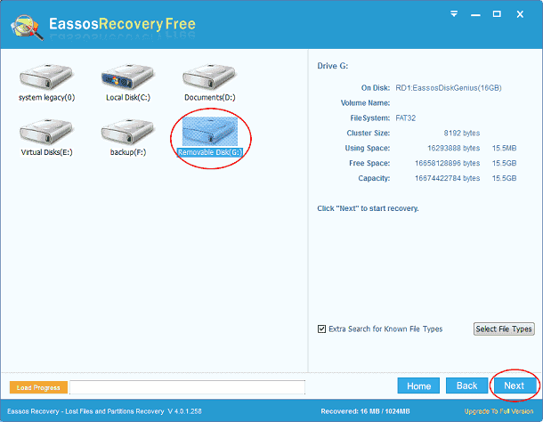 Restore Lost Data From USB Drive