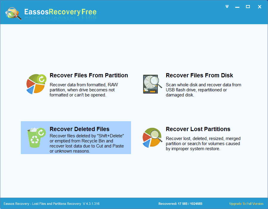 How to recover deleted files from hard drive in Windows (free)