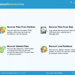 recover files from external hard drive free