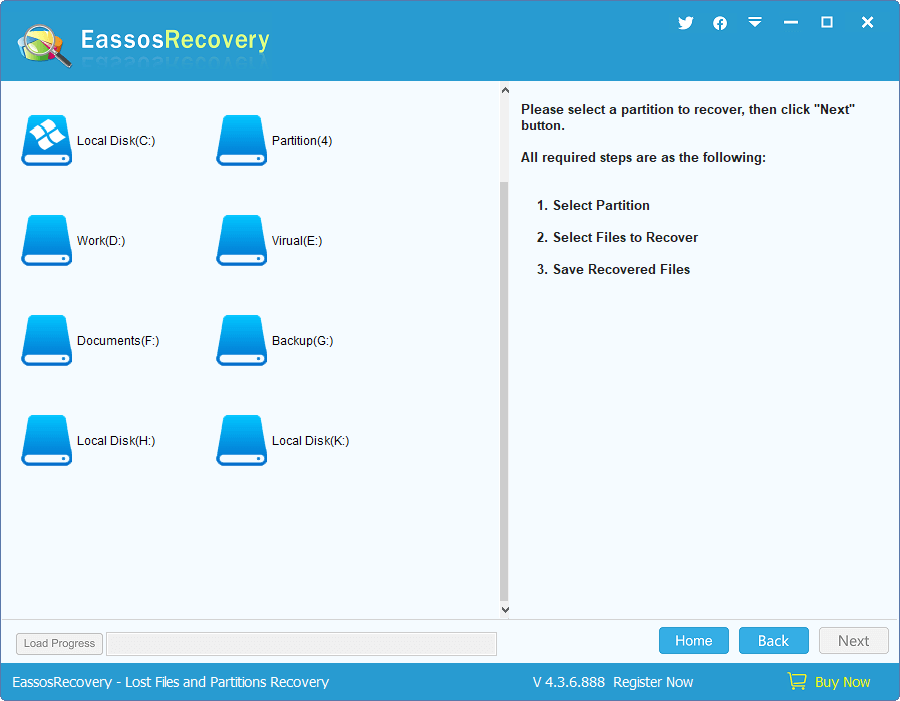 Deleted File Recovery - All Steps