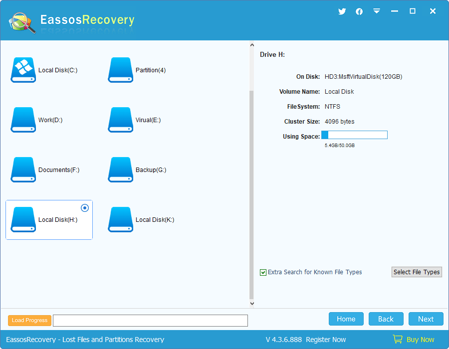 Formatted Partition Recovery 02