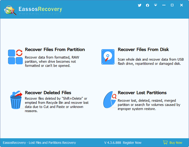 Recover Deleted Files From Windows Computer