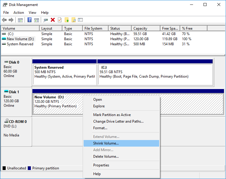 How to partition \u0026 format SSD with 4K alignment in Windows 10/8/7