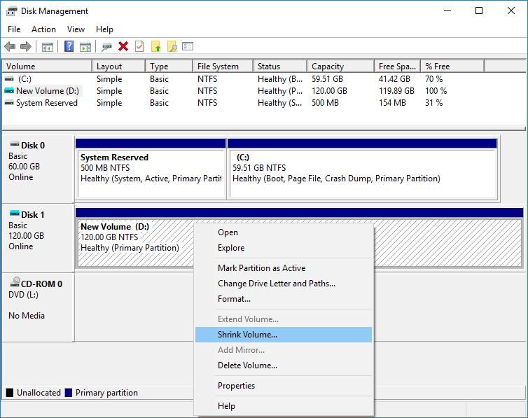 format SSD
