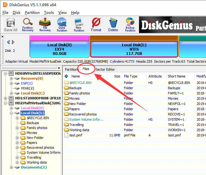 Fixed – Corrupt master file table Windows cannot recover master file