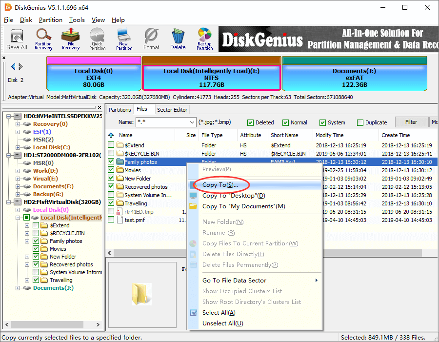 How to Fix- The file or directory is corrupted and unreadable error