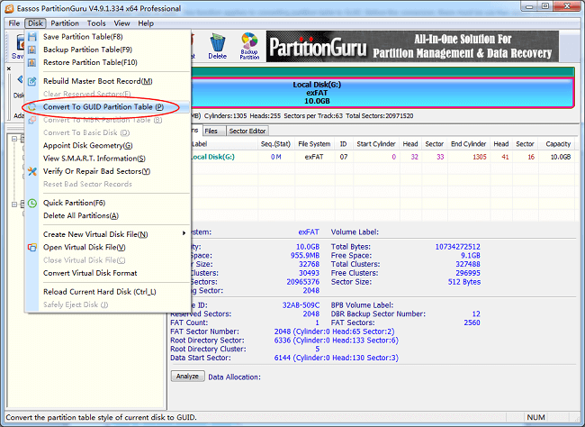 What does partition mean and how to manage partitions? – Eassos Guide