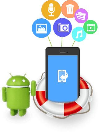 Eassos Android data recovery software - Recover data for
